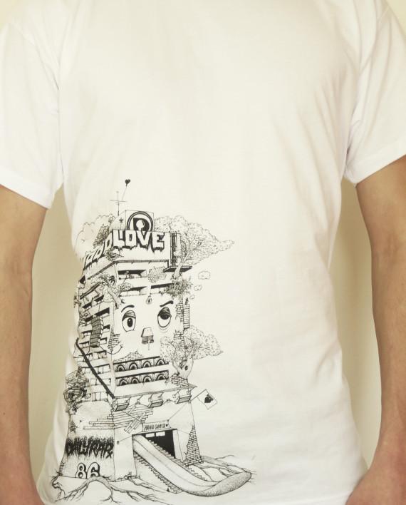 hood love t shirt house raos