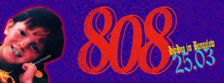 808 / 25.03 / Hip Hop im Bungalow mit Raffi Balboa OK KID x CMYK (EYSLW)