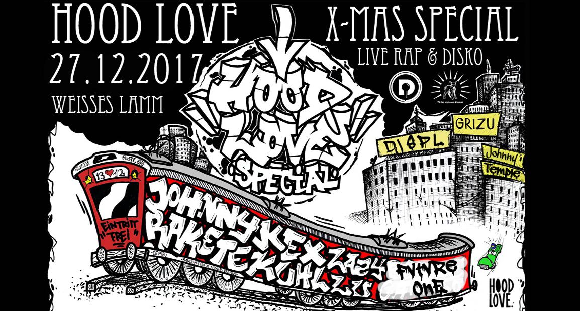 Weihnachtsfeier Im Januar.Hood Love Daily Rap Weihnachtsfeier Mit Special Guests 27 12