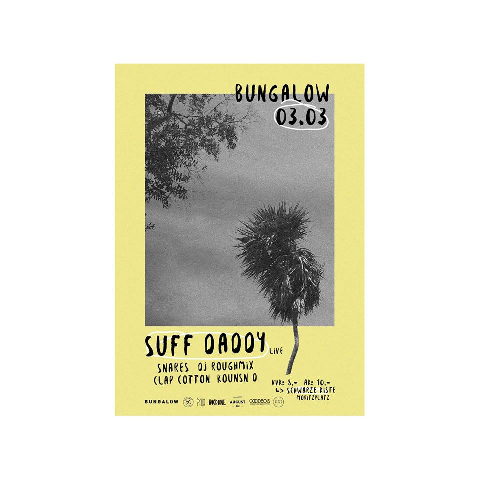 03.03.17 – SUFF DADDY (Bungalow/Augsburg)