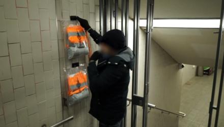 """""""Schlüssel zur Stadt"""" für Berliner Obdachlose. Aktion von 'Rocco and his brothers' & 'Dies Irae' – Chapter 1: #weilwirdichlieben?"""