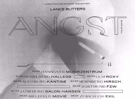 Lance Butters LIVE // Sa. 23.03.19 @Kantine Augsburg (Verlosung!)